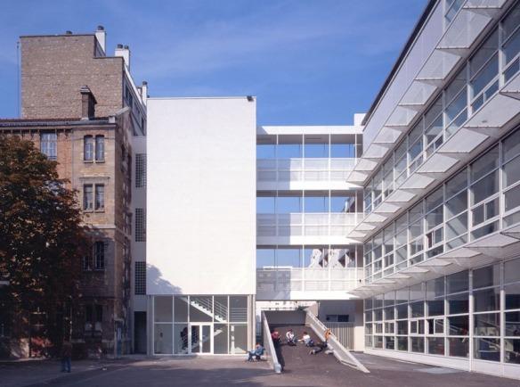 Lycée Dorian